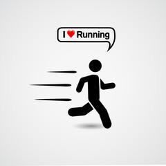 Running. I love running