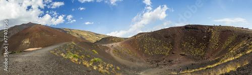 Mount Etna © Adamus
