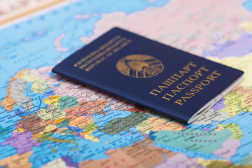 Pasport Republic of Belarus