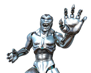 RoboMonster - Technology Gone Wild!