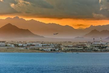 Red Sea coastline