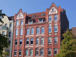 Haus aus der Gründerzeit
