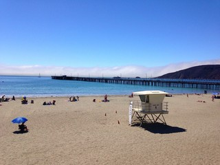 USA, California, Avila Beach
