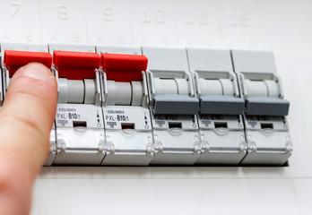 Sicherungsautomaten