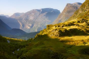 Norway . .