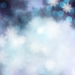 elegant Christmas shine background