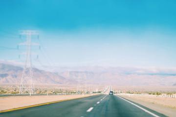 Mexico, Baja California, Tecate, Road trip