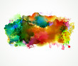 Find Similar Images Bright watercolor stains.