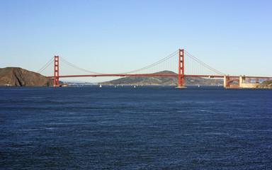 San Francisco, California, United States of America, Golden Gate Bridge