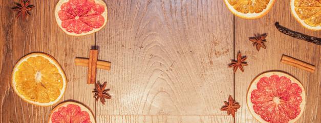 Dry fruit background