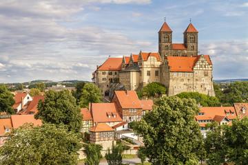 Stiftskirche in Quedlinburg
