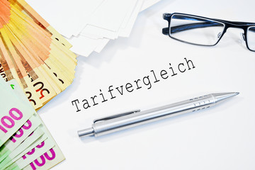tarifvergleich