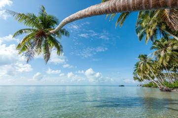 Malaysia, Sabah, Semporna Tropical seascape