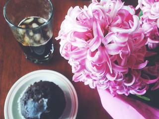 Breakfast still life