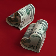 Dollar valentines