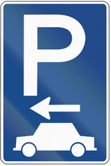 Parking Place For