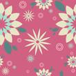 "Pattern pink ""Flower"""