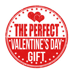 The perfect Valentines Day gift stamp