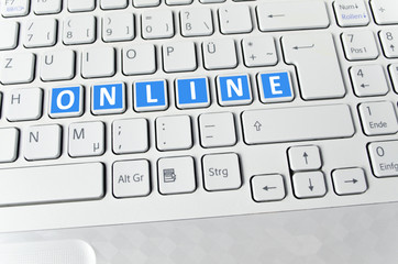 Helle Tastatur: online