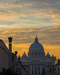 Rome, Vatican City, Saint Peter's Basilica