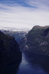Norway, Picture of Fjord