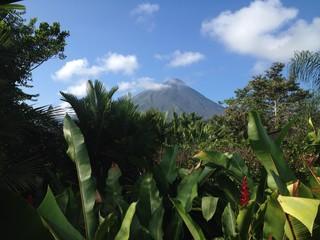 Costa Rica, La Fortuna, Arenal volcano