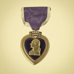 An American Purple Heart
