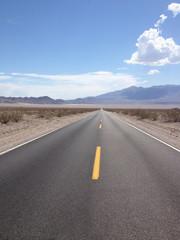 USA, Nevada, Infinity road