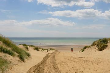 Sussex, Uk, Beach