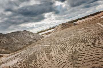 Sandgrube 1