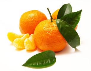 Fruit mandarin