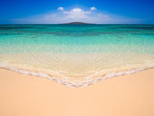 Caribbean Island, Beach