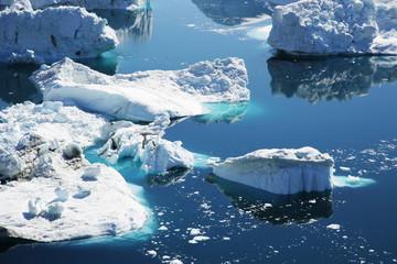 Greenland, Close-up if iceberg