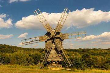 Ukraine, Kyiv, Windmill