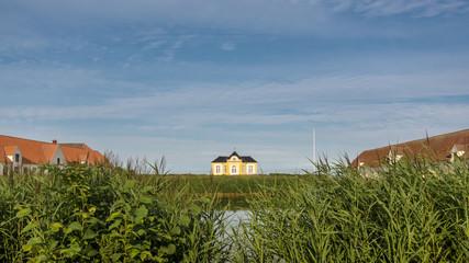 Denmark, Tea Pavillion in Valdemar's Castle