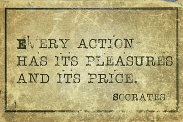 Action print