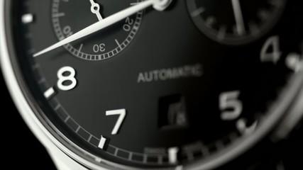 Chronograph close up