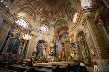 Trinitarian Church in Bratislava, Slovakia