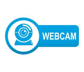 Etiqueta app lateral azul WEBCAM