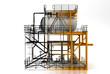Tubature, riscaldamento, compressori, bim, convettori - 77448979