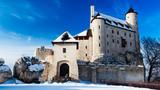 Fototapeta Mittelalterliche Burganlage