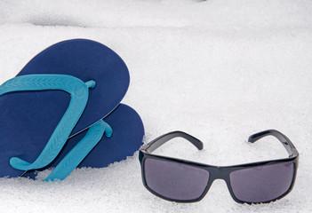 Schnee FlipFlops 4