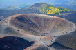 Leinwanddruck Bild - Etna Vulcano cratere