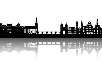 Heidelberg Skyline