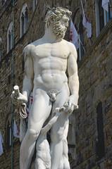 Neptuno en Florencia