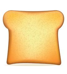 toast vector illustration