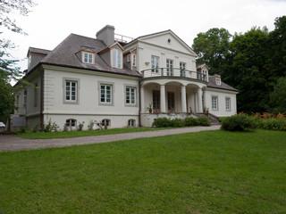 Museum of Jozef Ignacy Krzaszewski in Romanow. Poland