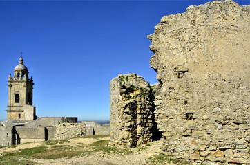 Iglesia de Santa María y restos del Castillo de Medina-Sidonia