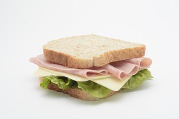 Sandwich de jamón york