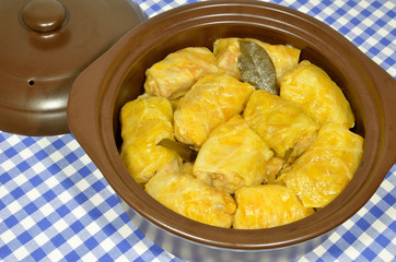 Sarma - traditional specialty of different countries